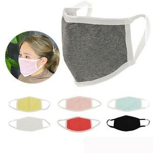 Custom Cotton Washable Face Masks